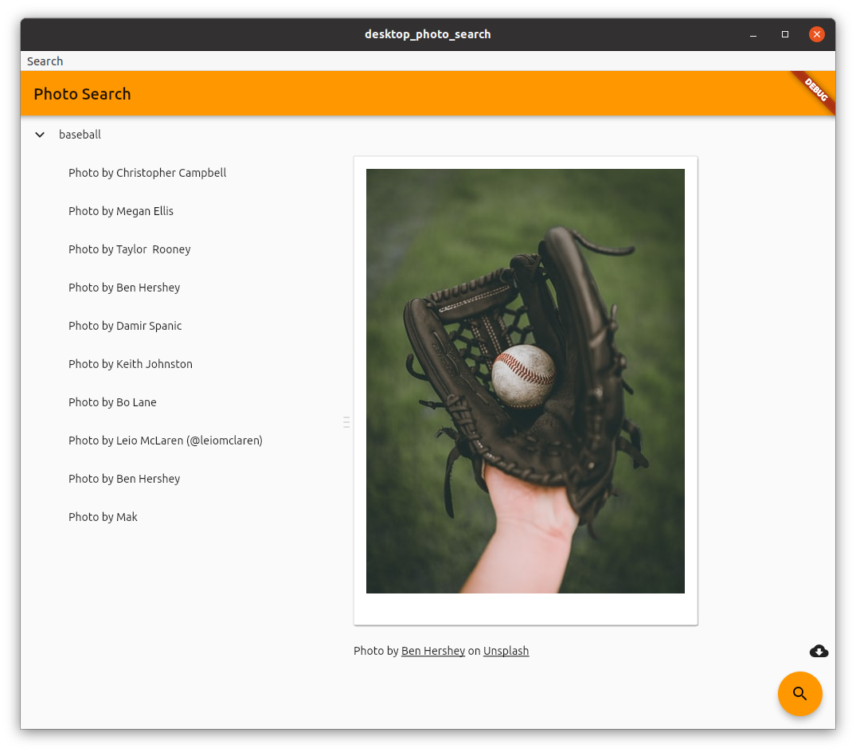 Альфа-версия Flutter для Linux и разработка настольных приложений - 5
