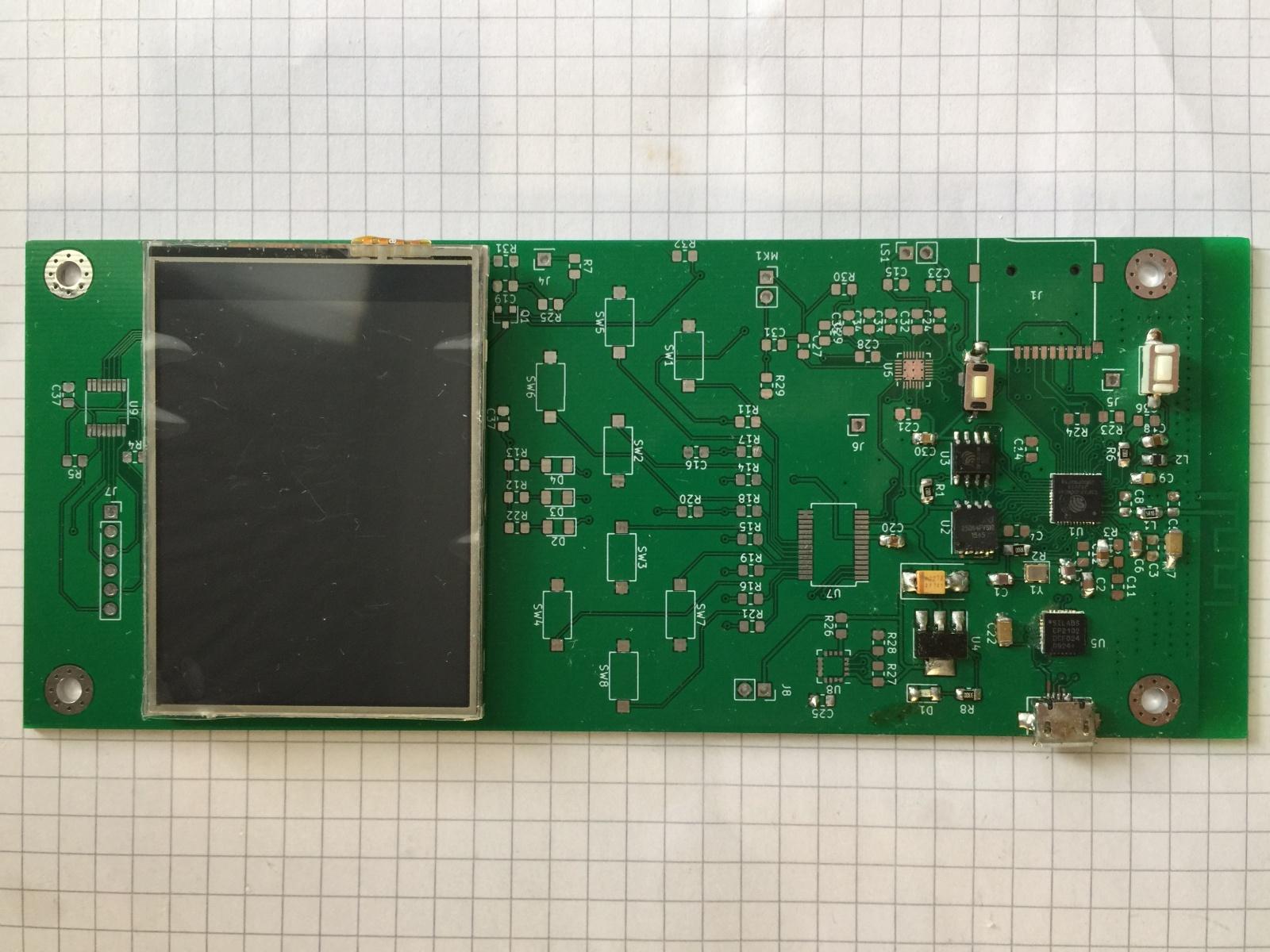 Doom Boy ESP32. Вторая итерация - 6