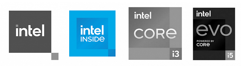 Intel это не поможет. Компания решила изменить множество своих логотипов