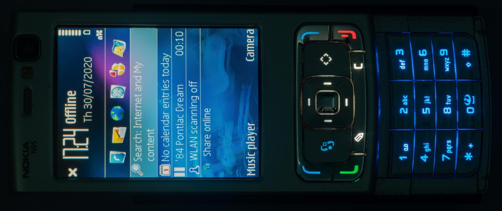 Nokia N95, лучший смартфон старой школы - 15