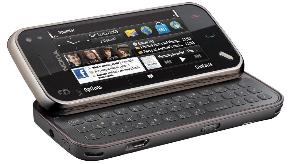 Nokia N95, лучший смартфон старой школы - 19