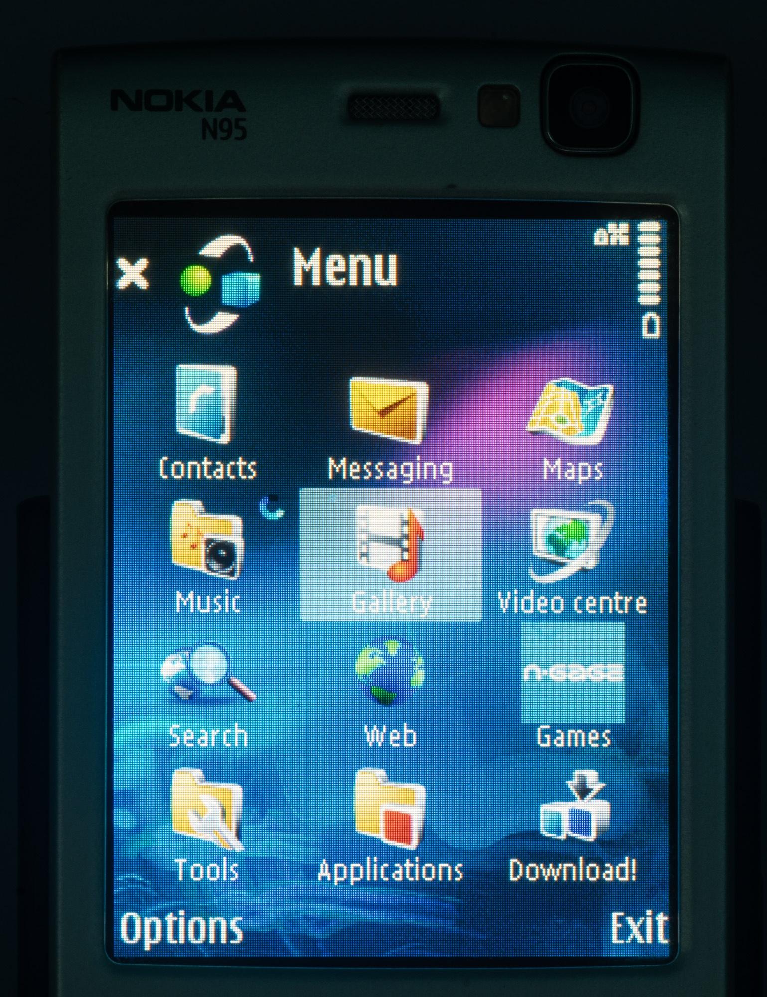 Nokia N95, лучший смартфон старой школы - 7
