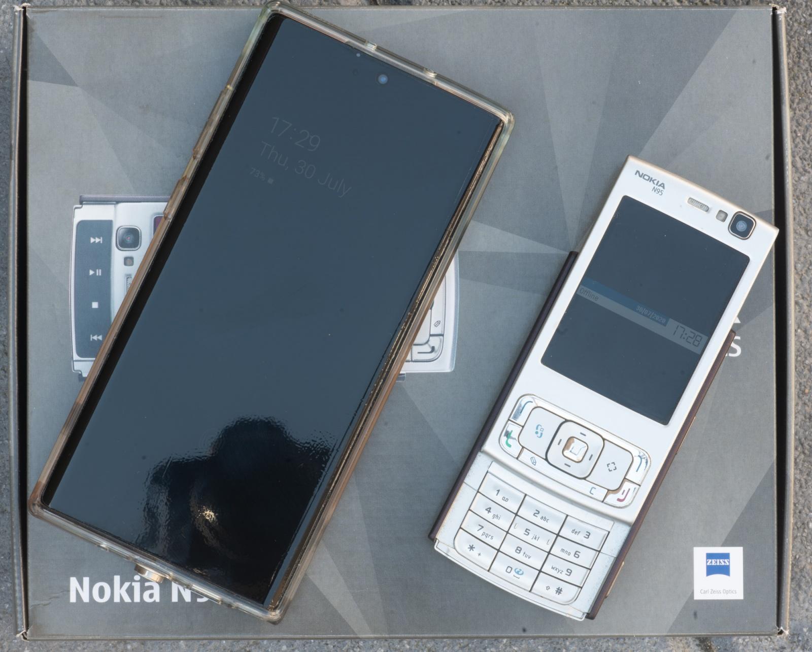 Nokia N95, лучший смартфон старой школы - 8
