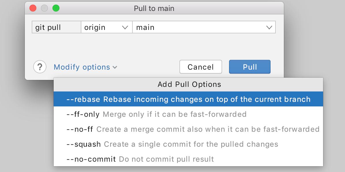 PhpStorm 2020.2: объединенные типы PHP 8, новый движок потока управления, пул-реквесты GitHub, OpenAPI - 35