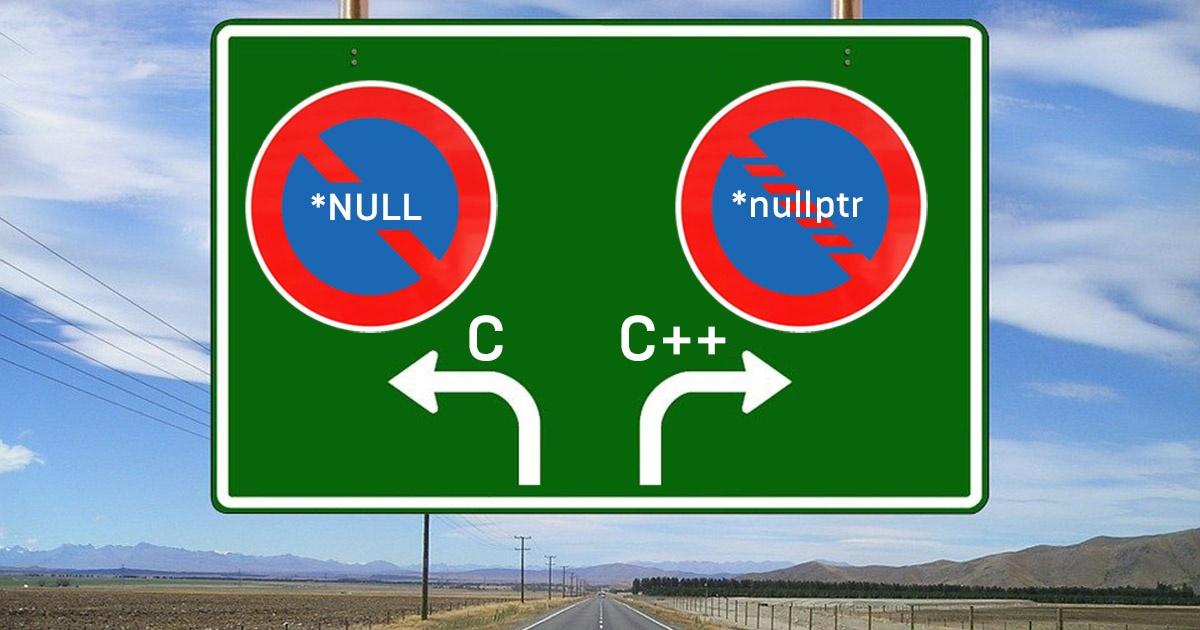 Как можно и как нельзя использовать нулевой указатель в С++ - 1