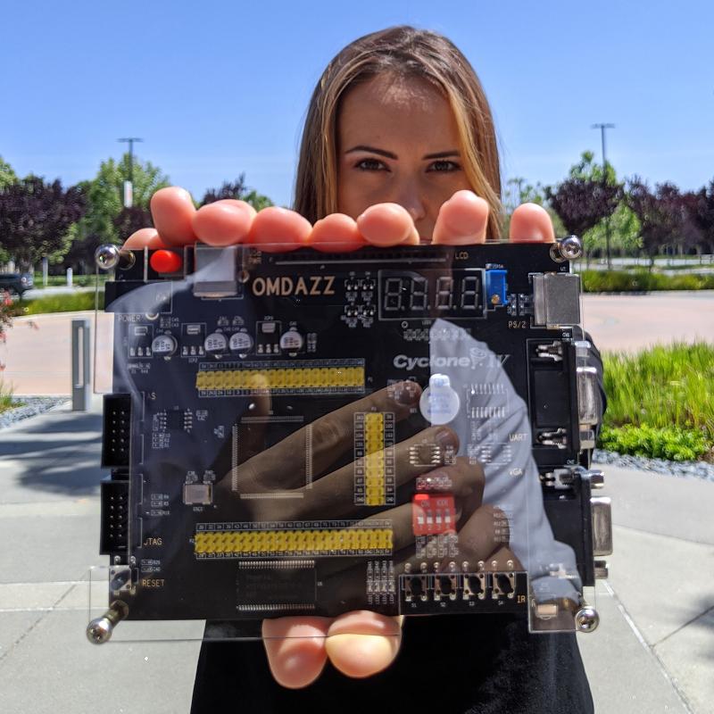 Как начать путь к работе по проектированию электроники FPGA космического корабля Blue Origin - 5