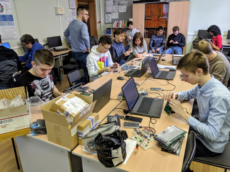 Как начать путь к работе по проектированию электроники FPGA космического корабля Blue Origin - 6