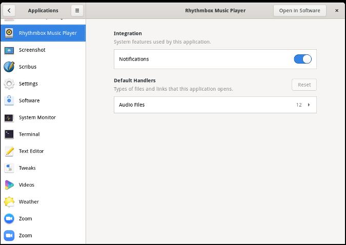 От первого лица: разработчик GNOME рассказал о новой идеологии и будущих улучшениях юзабилити - 5