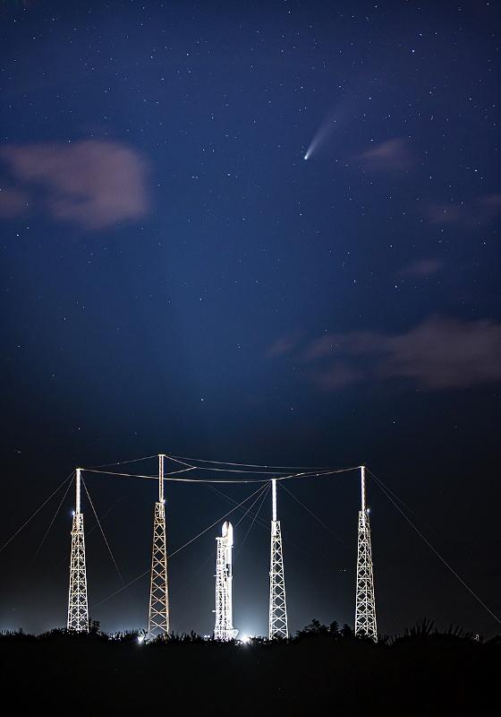Прощаемся с кометой NEOWISE - 4