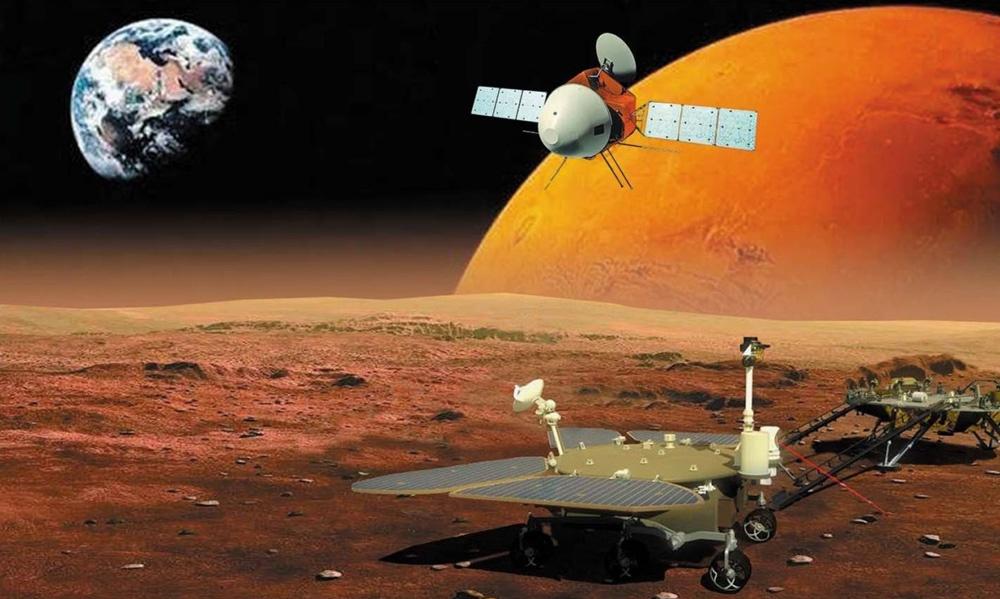 Штурм Марса 2020 - 5