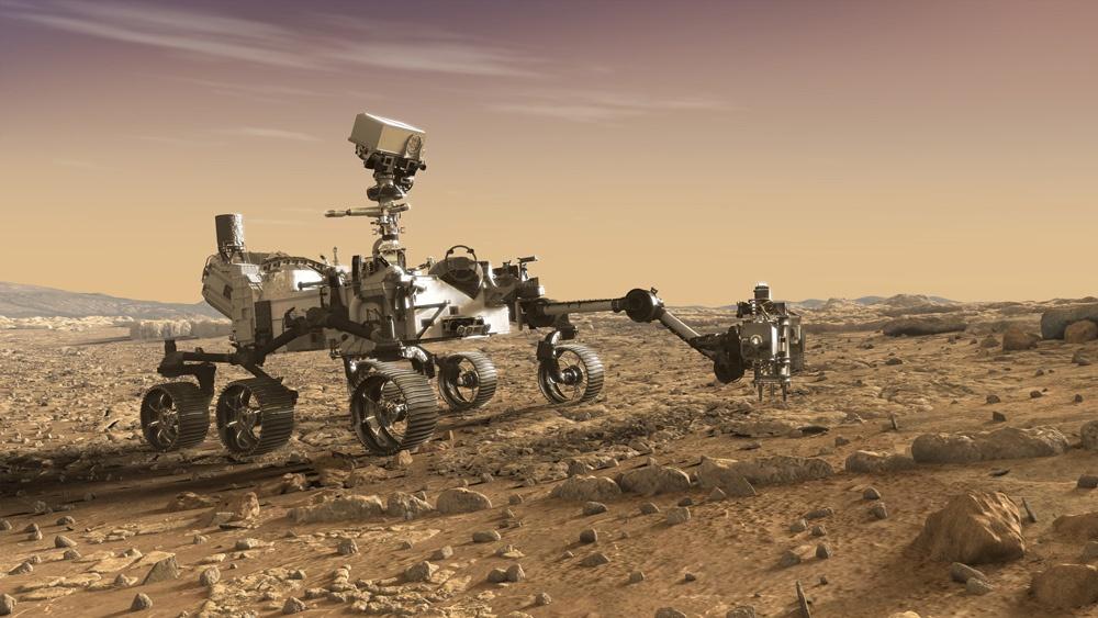 Штурм Марса 2020 - 8