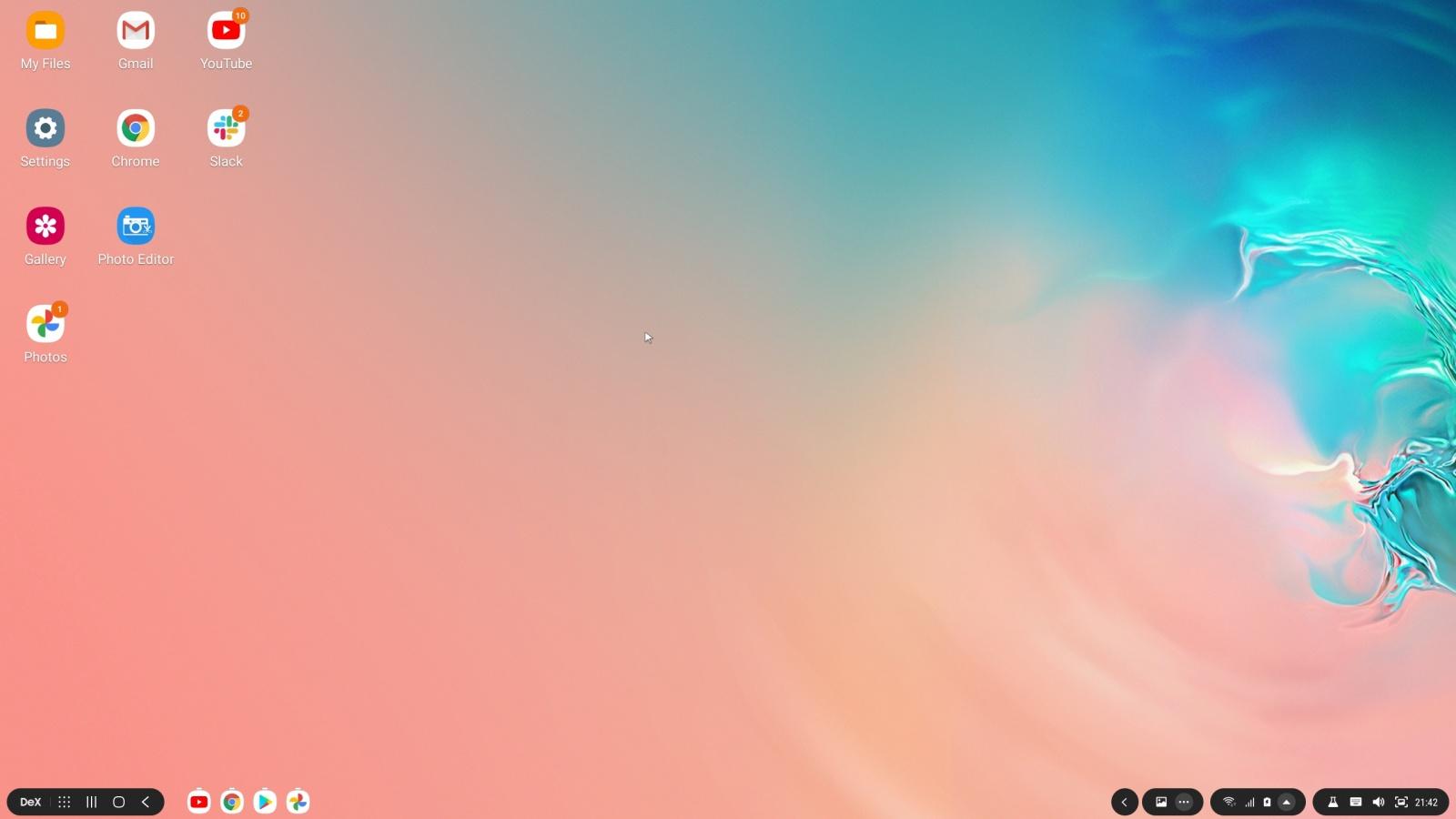 Как использовать десктоп без десктопа? Обзор Samsung DeX - 1