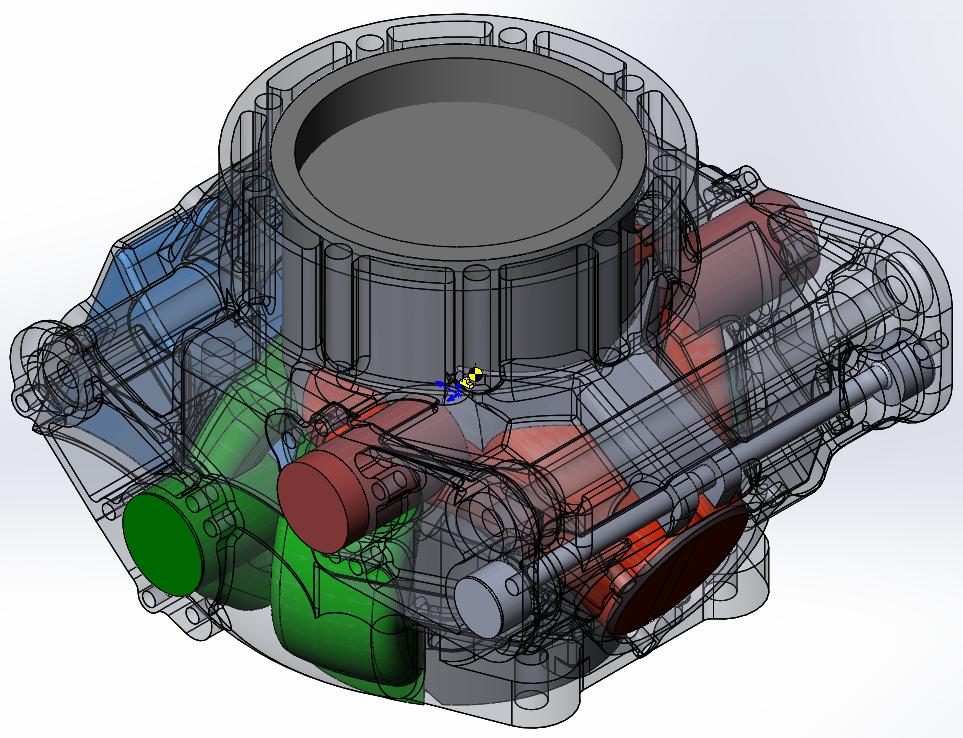 Проект длиной в 8 лет — знал бы, ни за что не ввязался: свой 2-тактный мотор - 29