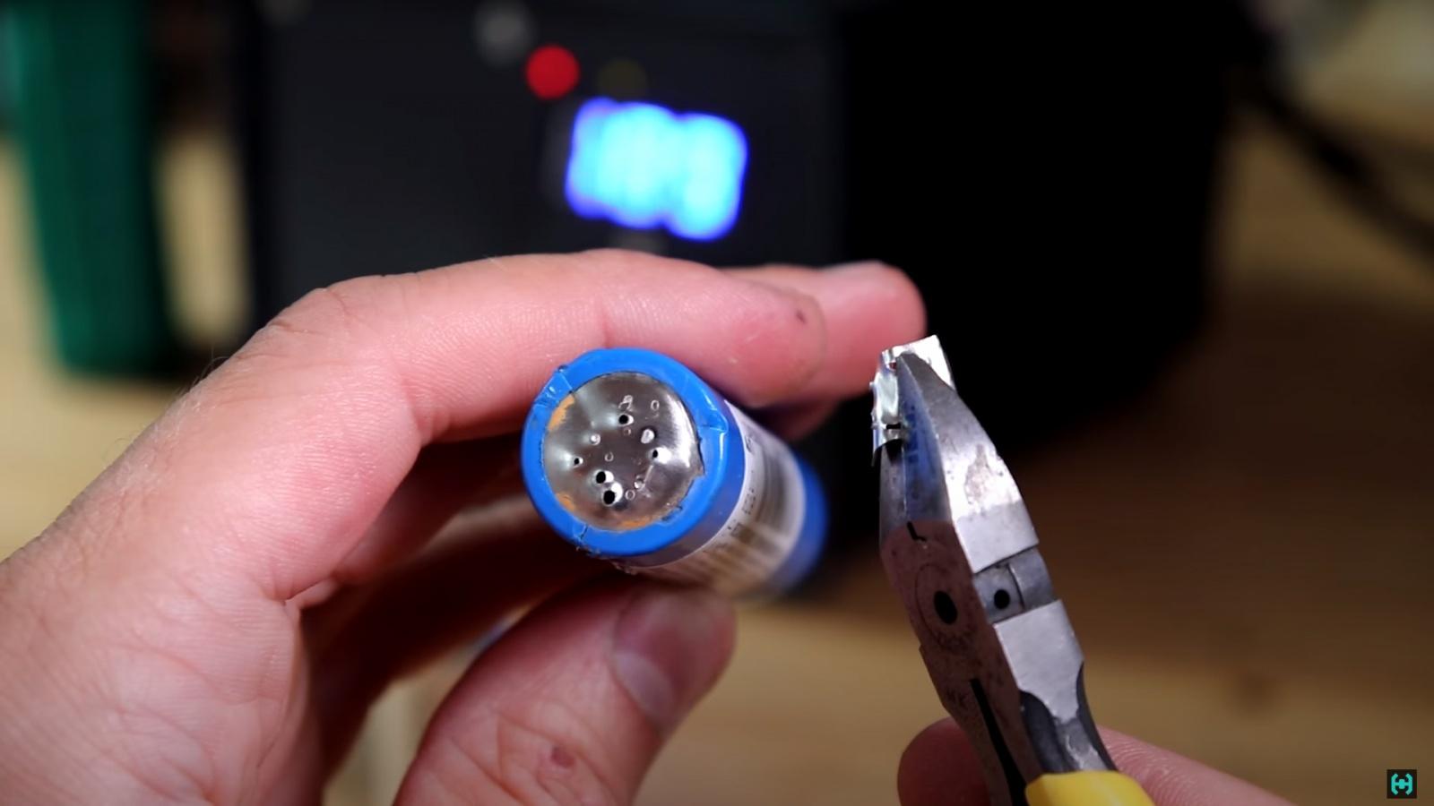 Точечная сварка под микроскопом - 23