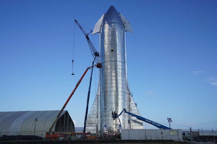 Прототип Starship успешно прошел огневые испытания - 3