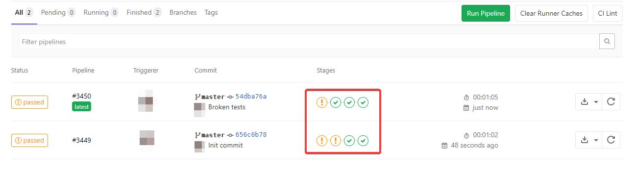 Тесты на pytest с генерацией отчетов в Allure с использованием Docker и Gitlab Pages и частично selenium - 14