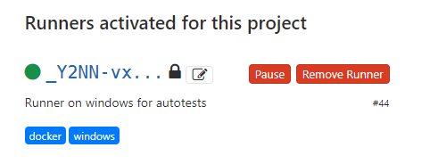 Тесты на pytest с генерацией отчетов в Allure с использованием Docker и Gitlab Pages и частично selenium - 8