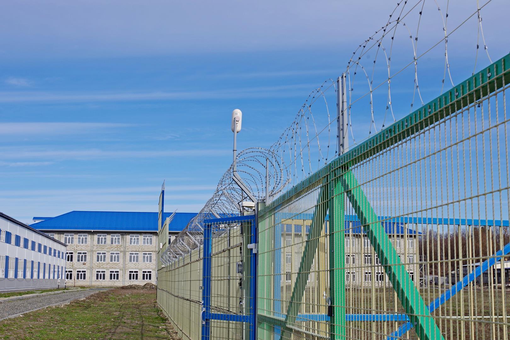 Забор из рулона — радиопрозрачные инженерные заграждения - 10