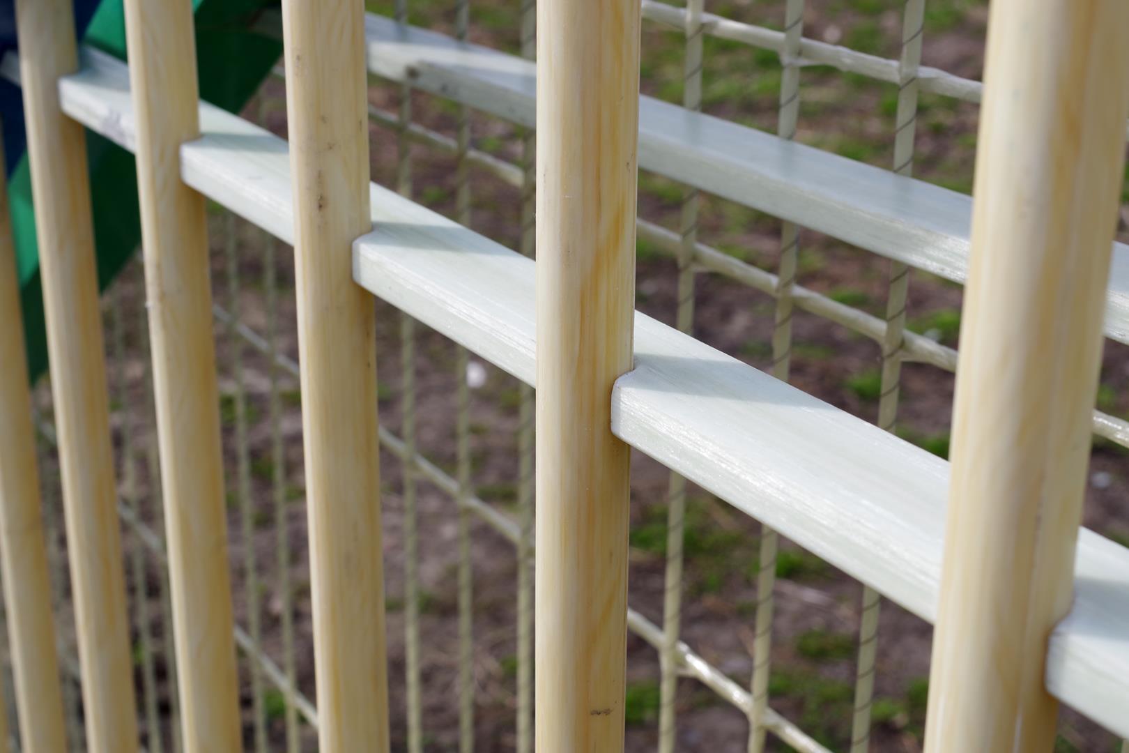Забор из рулона — радиопрозрачные инженерные заграждения - 6