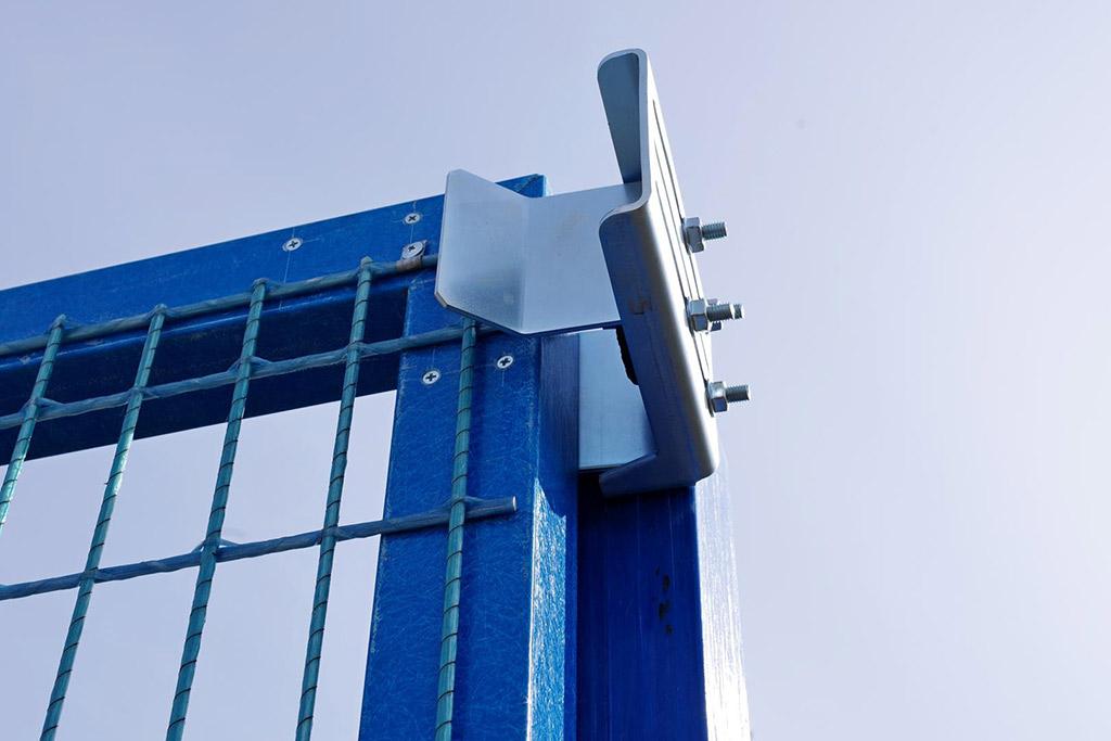 Забор из рулона — радиопрозрачные инженерные заграждения - 8