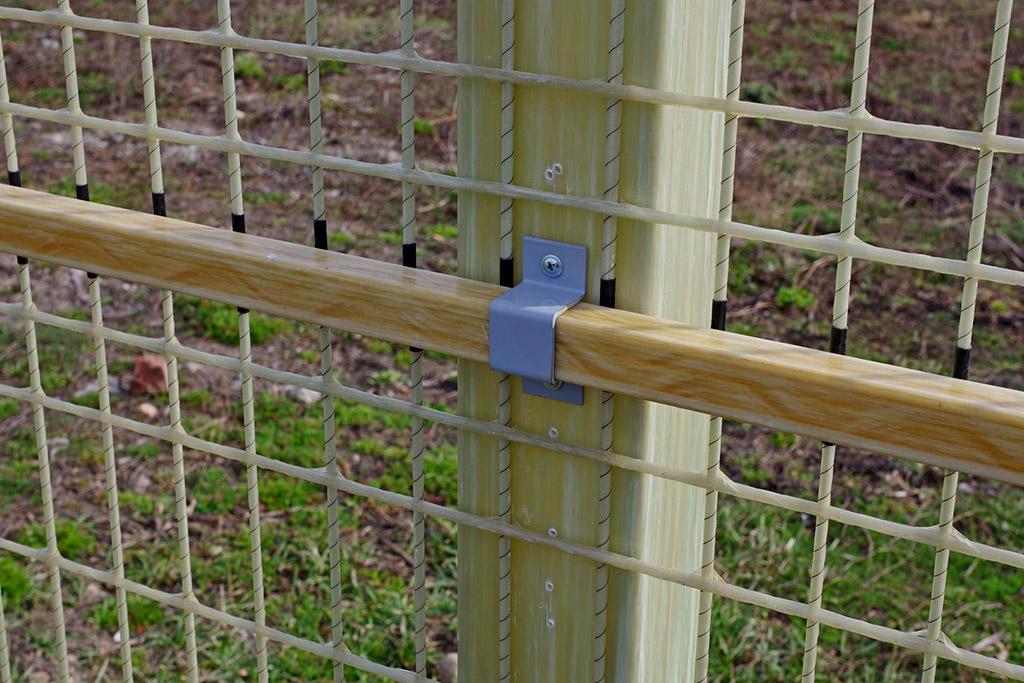 Забор из рулона — радиопрозрачные инженерные заграждения - 9