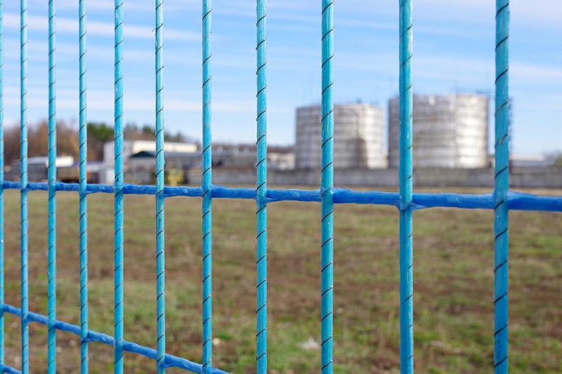 Забор из рулона — радиопрозрачные инженерные заграждения - 1