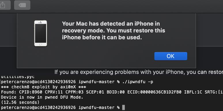 Так ли безопасен ваш iPhone? Обзор уязвимостей и тайных ходов в iOS - 5
