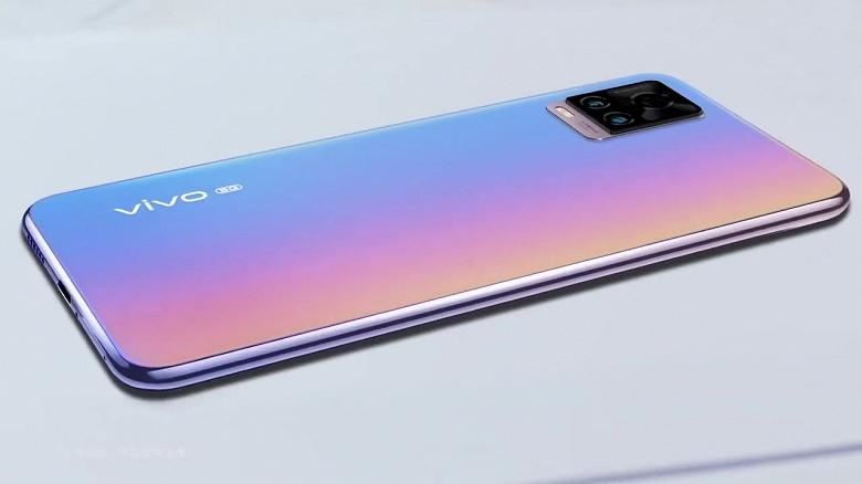 Для тех, кто соскучился по тонким смартфонам. Vivo S7 с корпусом толщиной 7,4 мм оценили в 400 долларов