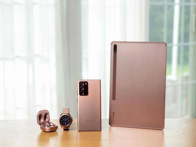 От 460 евро за новые часы Samsung и от 700 евро — за новый флагманский планшет. Появились цены на несколько новинок Samsung