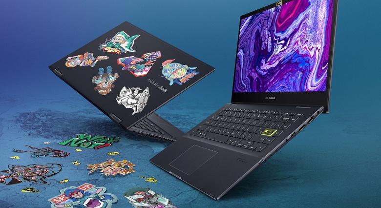 Для поклонников тонких, лёгких и недорогих ноутбуков Asus. VivoBook Flip 14 предлагает новейшие процессоры Ryzen 4000U