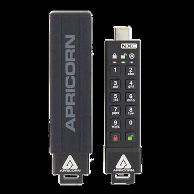 Производитель называет Aegis Secure Key 3NXC первой флешкой с разъемом USB Type-C, в которой применено аппаратное шифрование