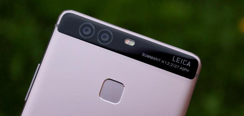 Huawei не забыла важный для себя флагман четырёхлетней давности. Модель P9 получила полезное обновление