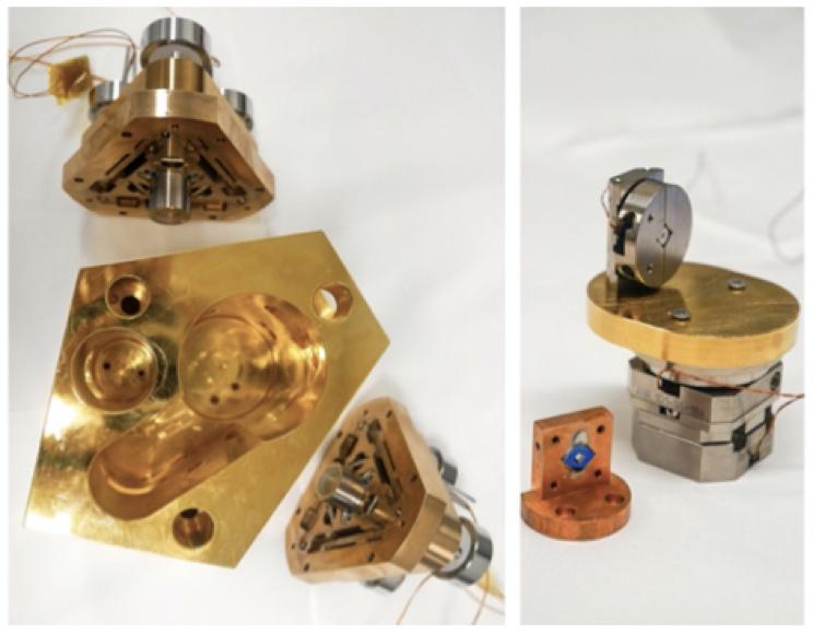 Как мы используем квантовый свет для измерения осцилляторов при -250°С - 10