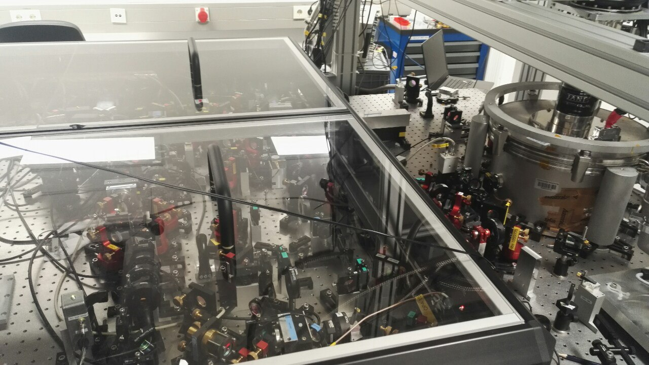 Как мы используем квантовый свет для измерения осцилляторов при -250°С - 17