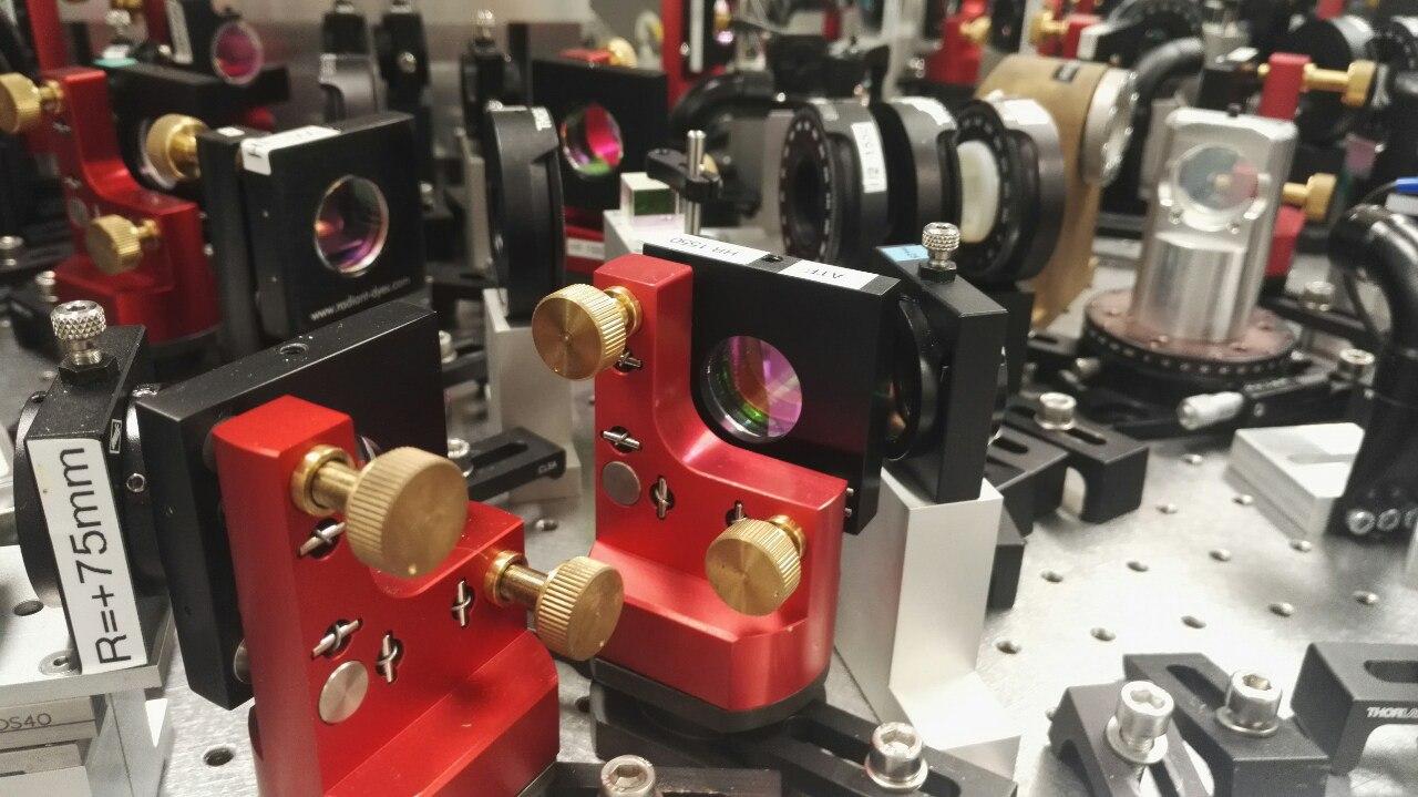 Как мы используем квантовый свет для измерения осцилляторов при -250°С - 1