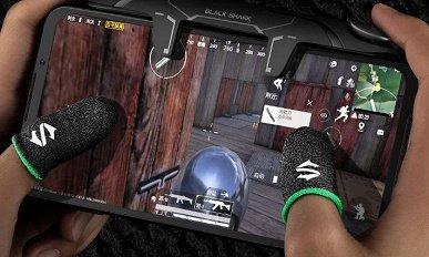 Новый геймерский продукт Xiaomi нужно надевать... на пальцы. Black Shark Gaming Thumb Sleeves стоят всего 4 доллара