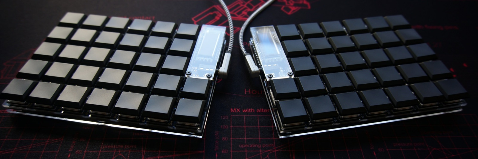 Ортолинейная сплит клавиатура — это что такое? Обзор Iris Keyboard - 10