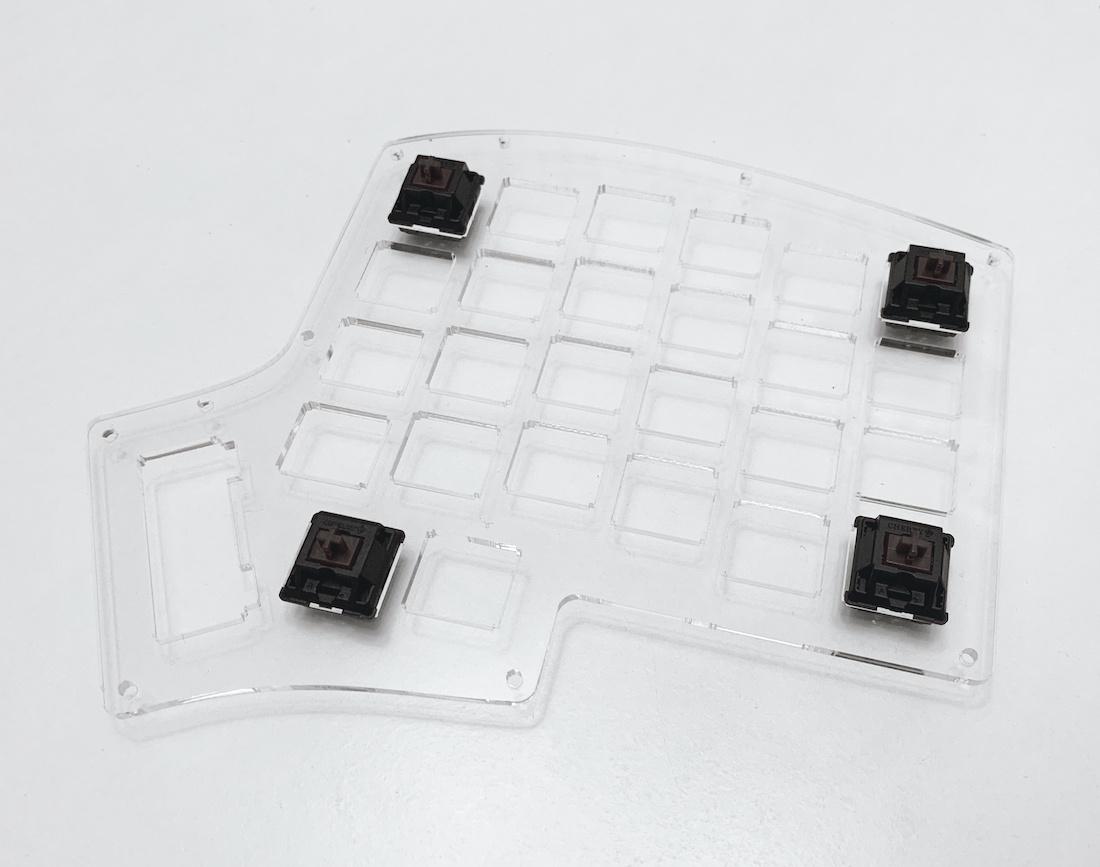 Ортолинейная сплит клавиатура — это что такое? Обзор Iris Keyboard - 21