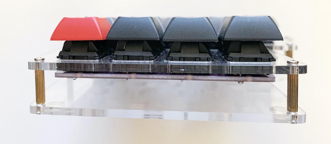 Ортолинейная сплит клавиатура — это что такое? Обзор Iris Keyboard - 36