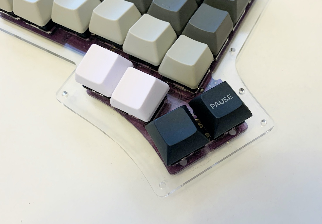 Ортолинейная сплит клавиатура — это что такое? Обзор Iris Keyboard - 39