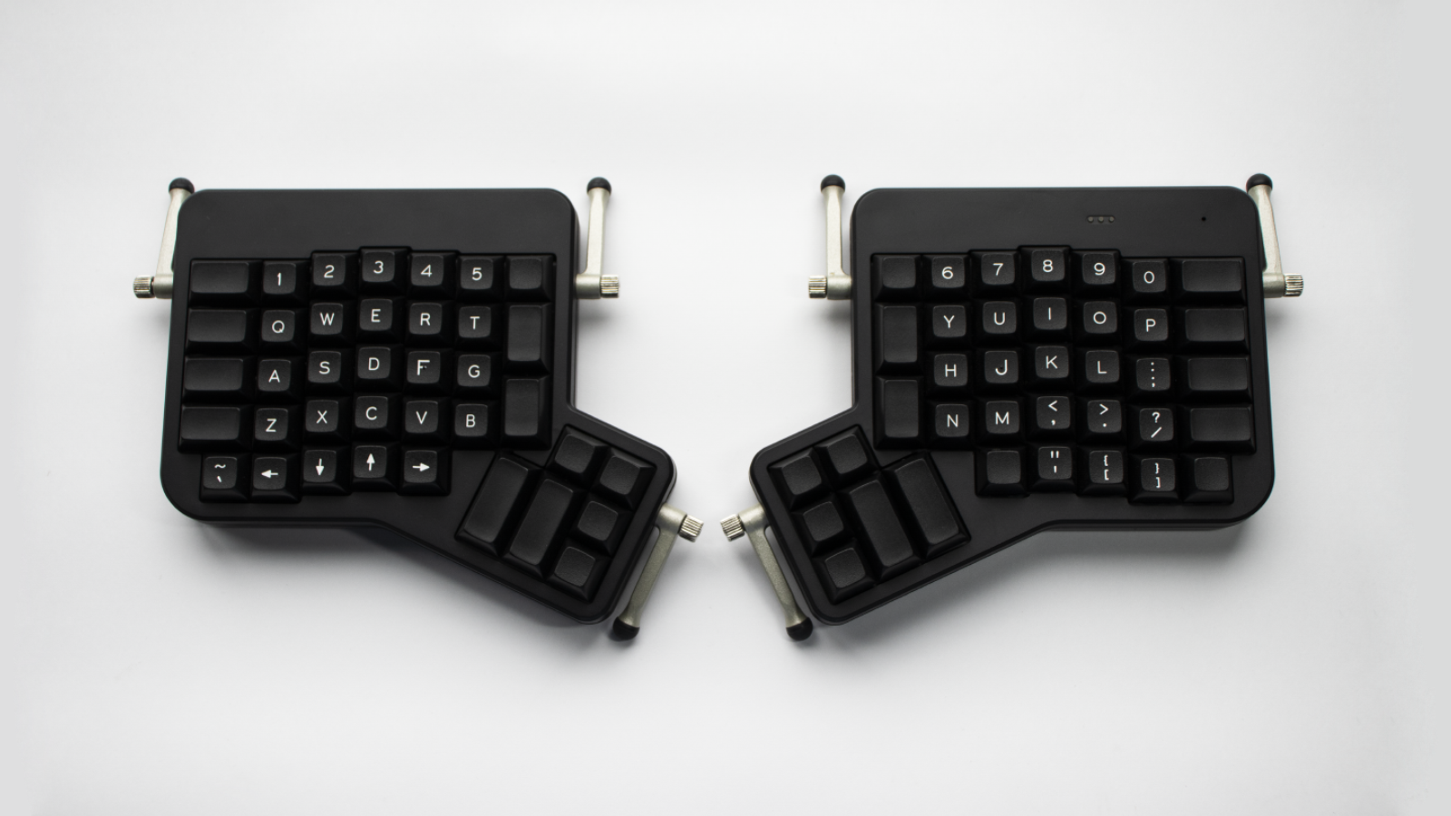 Ортолинейная сплит клавиатура — это что такое? Обзор Iris Keyboard - 8