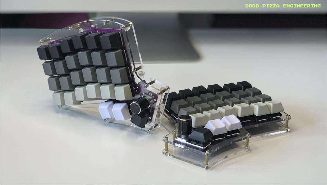 Ортолинейная сплит клавиатура — это что такое? Обзор Iris Keyboard - 1