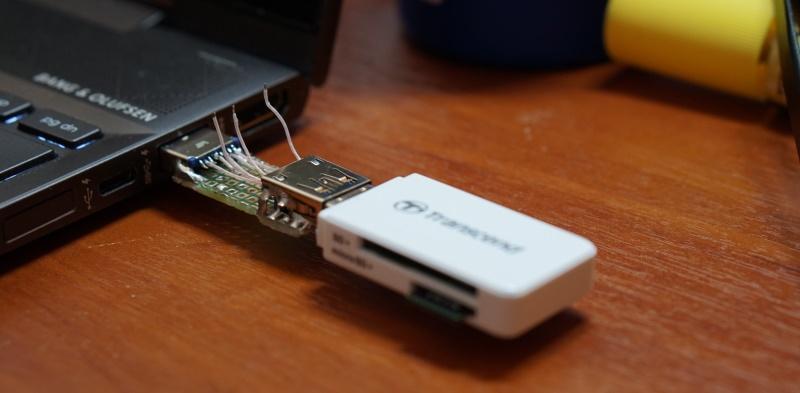 Издеваемся над USB - 4
