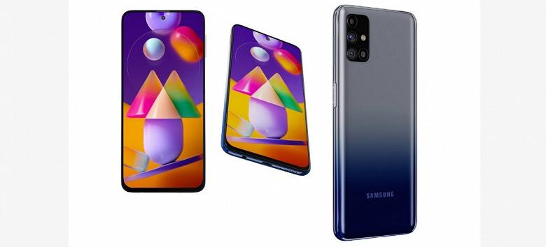Новейший монстр автономности компании Samsung готовится к европейскому старту. В Европе за Galaxy M31s будут просить около 300 евро