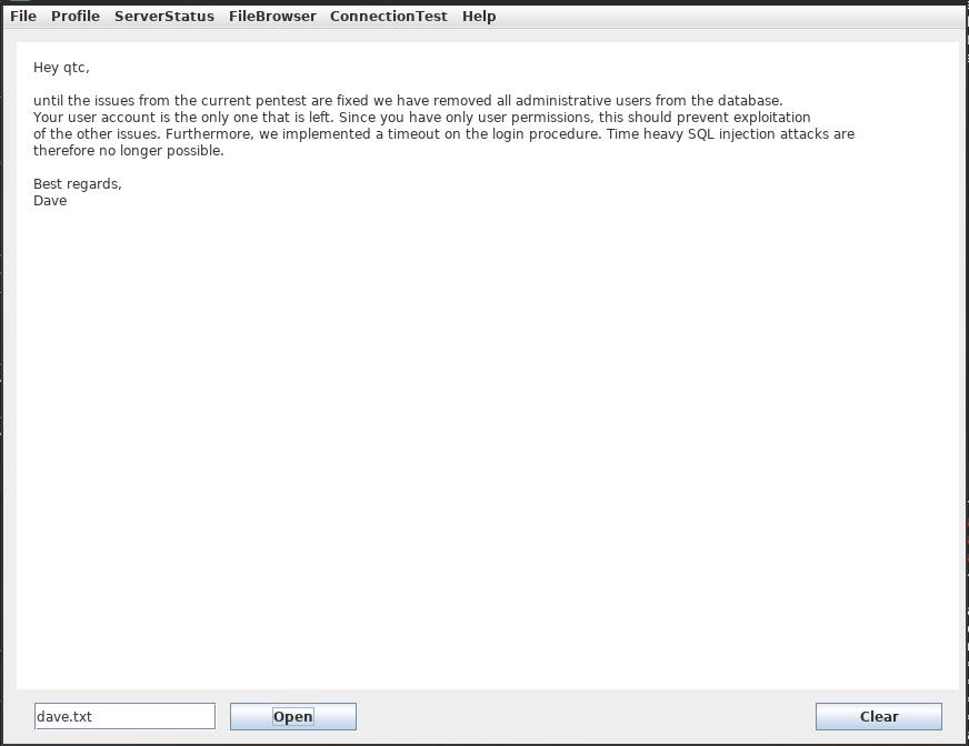 HackTheBox. Прохождение Fatty. Реверс и рекомпиляция клиент-серверного приложения. Java десериализация - 12