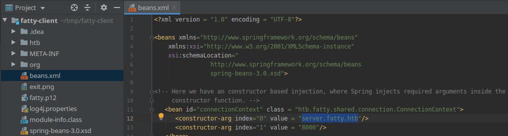 HackTheBox. Прохождение Fatty. Реверс и рекомпиляция клиент-серверного приложения. Java десериализация - 9