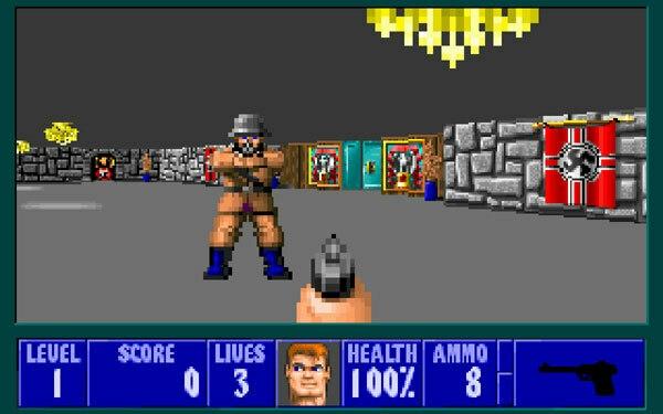 Прямой эфир с создателем Doom и Quake Джоном Ромеро: вечер теплых ламповых историй по заявкам - 8