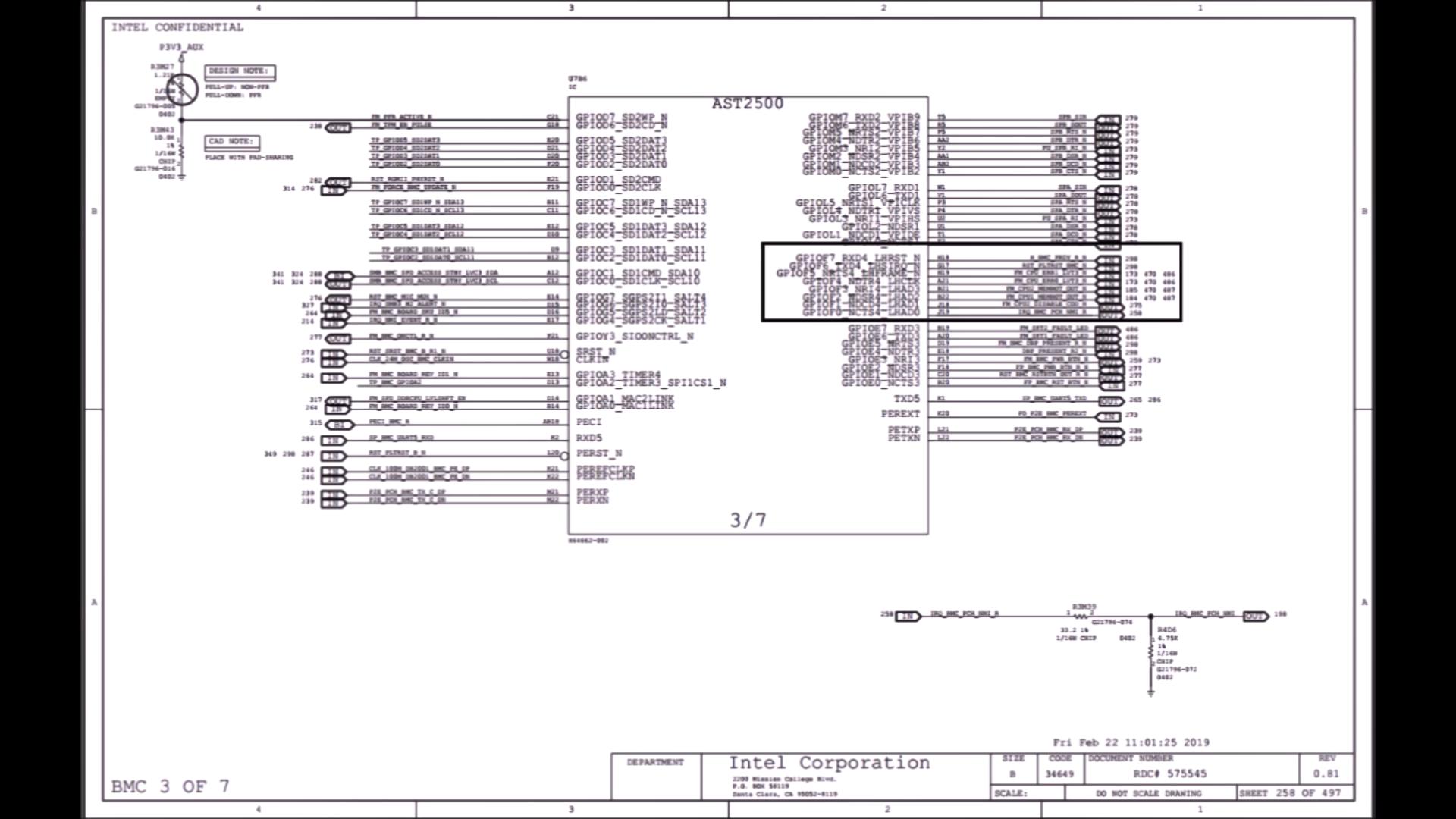 Анализ данных из последнего слива Intel - 16