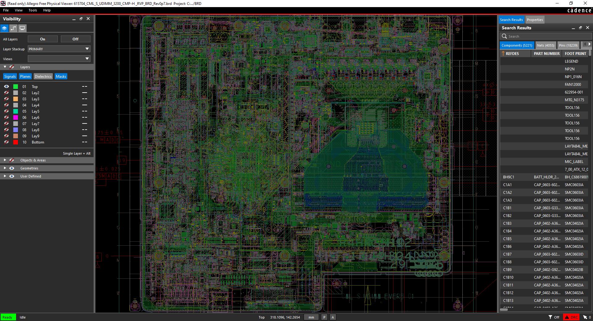 Анализ данных из последнего слива Intel - 17