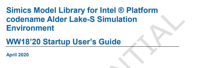 Анализ данных из последнего слива Intel - 25